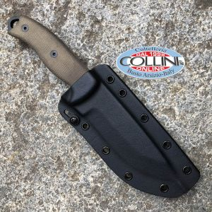 ESEE Knives - Esee-5P BK with Kydex Sheath - coltello