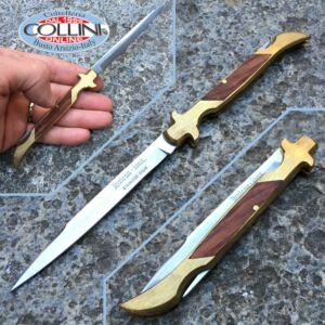Halcon Spain - Stiletto tradizionale spagnolo, cuchillo, navaja, knife, knives