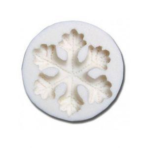 Stadter - Stampo in silicone Rosa con Foglie 3D - Marzapane