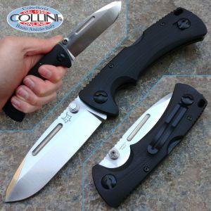 Fox - FKMD Predator II Forprene - Black - FX-446 B - coltello