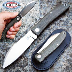 Fox - Chiroptera Karambit by Derespina - FX-590 - coltello