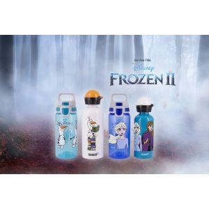 Sigg - Viva One - Borraccia d'Acqua Frozen - Blu, 0.5 L
