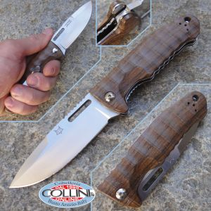 Fox - Hunting by Russ Kommer - FX-BR322 - coltello