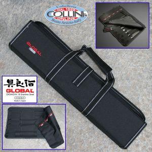 Global knives - Knife Case G667-11 - 11 Pieces - knife bag
