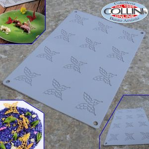 Pavoni - Moule en silicone MARIPOSA - 12 portions GG051