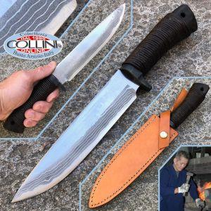 Takeshi Saji - Hunter 240 - Coltello Artigianale