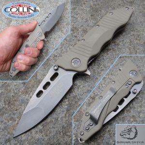 Guardian Tactical Usa - Helix Tactical Folder G10 Desert Tan