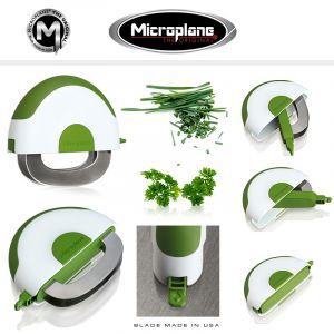Microplane - Mezzaluna doppia lama - NOVITA'