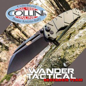 Wander Tactical - Hurricane Folder Alluminio