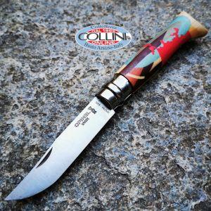 Opinel - n.8 - lama inox - coltello