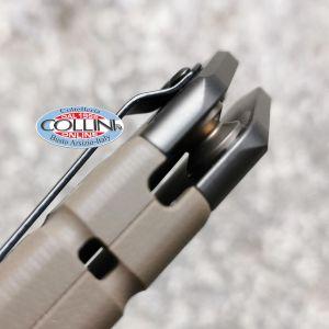 Zero Tolerance - ZT0055 - Gus T. Cecchini Titanium - coltello