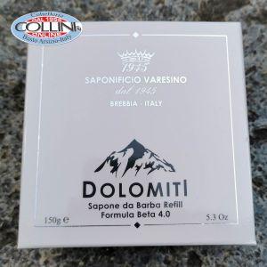 Saponificio Varesino - Dolomiti - Shaving Soap 150g - Made in Italy