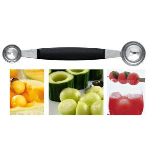 Triangle - Double-sided triangle Melon Baller