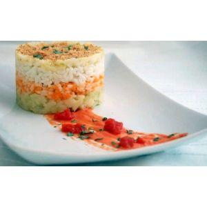 Kuchenprofi - MINI Ring for serving  - Adjustable food-ring