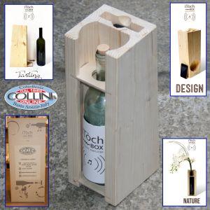 ITòch - iTòch Box in legno naturale - iTòch, acoustic amplifier