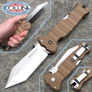 Cold Steel - Immortal Lock Back Desert Knife - 23GVB - knife