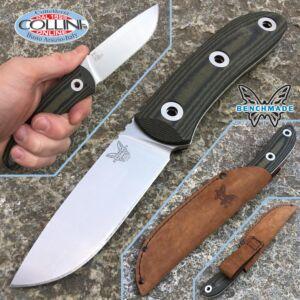 Benchmade - Mel Pardue Hunter knife 15400 - fixed knife
