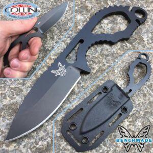 Benchmade - Follow Up knife - CPM-S30V - 101BK - knife