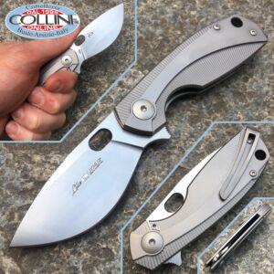 Viper - Lille knife by Vox - Titanium - V5962TITI - knife