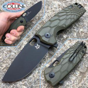 Fox - Core Black knife by Vox - FX-604OD - green - knife