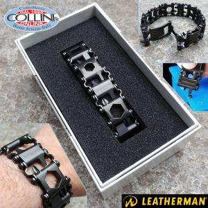 Leatherman - Tread LT bracelet - Black PVD - 832432 - multipurpose tool
