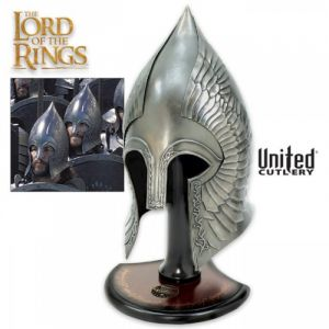United - Helm of Gondorian Infantry UC1414 - The Lord of the Rings - LOTR2 - spada fantasy