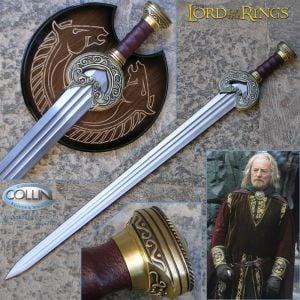 United - Walking Axe of Gimli UC1415 - Il Signore degli Anelli - spada fantasy