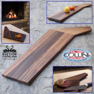 Due Cigni - Walnut Cutting Board Big - Vela -  Design by Pierangelo Brandolisio