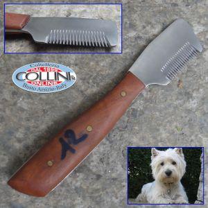 Collini - Pet Stripping knife 12 - fine