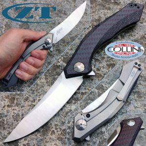 Zero Tolerance - ZT0462 - Sinkevich Flipper - Bronze Carbon Fiber - knife