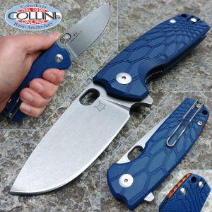 Fox - Core knife by Vox - FX-604BL - Blue FRN Stonewashed - knife