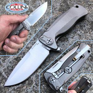 Lionsteel - SR-22 - Gray Titanium - SR22G - knife