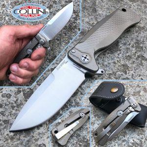 Lionsteel - SR-22 - Bronze Titanium - SR22B - knife