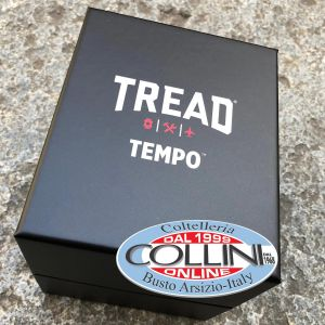 Leatherman - Tread Tempo, watch and multi-use bracelet - Black - 832420 - multipurpose tool