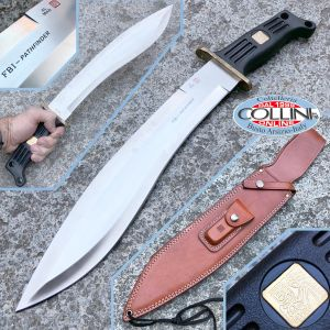Al-Mar - FBI Pathfinder Kukri Machete - 4011AL - PRIVATE COLLECTION - tactical knives