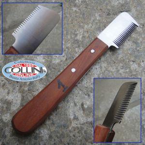 Collini - Pet  Stripping knife  - 1 - medium