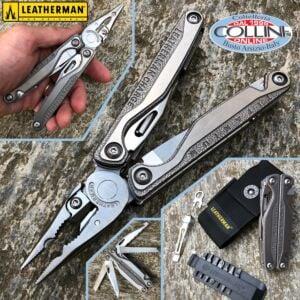 Leatherman - Charge TTI Plus Titanium 832528 - multipurpose pliers