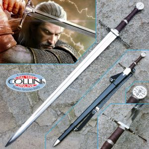 The Witcher - Sword of the Wolf by Geralt of Rivia - Prop Replica