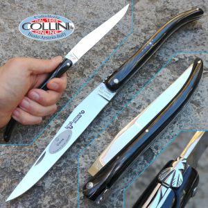 Laguiole En Aubrac - tip of bovine horn - regional knife