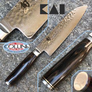 Kai Japan - Shun Premier Tim Mälzer TDM-1702 Santoku 18 cm - kitchen knives