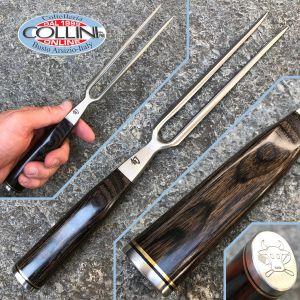 Kai Japan - Shun Premier Tim Mälzer TDM-1709 Carving fork 16,5 cm - kitchen knives