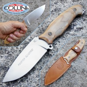 Viper - Pointer Olive Tree - Design by T. Rumici - V4870UL knife