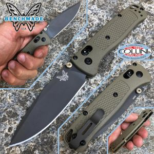 Benchmade - Bugout Axis - Grey Coated - 535GRY-1 - knife