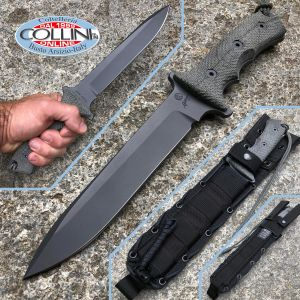 """Chris Reeve - Green Beret 7"""" knife by W. Harsey - 2017 Version - knife"""