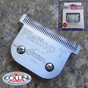 Oster - Cutting Head Flattop T - 0.5 mm - for A5 and 97- 44