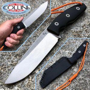 KaZet Handmade Knives Kz-03/2016 by Kamil Zarzycki - custom knife