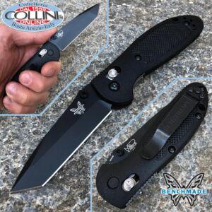 Benchmade - Pardue Mini Griptilian - Tanto Black - 557BK - Knife