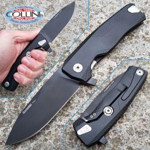 Lionsteel - ROK - PVD Aluminum Black - ROKABB - knife