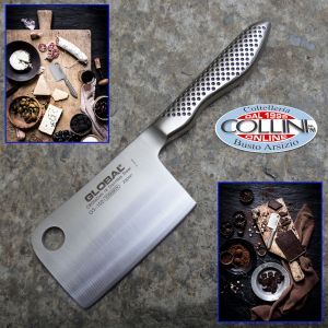 Global knives - GS102 - Mini Cleaver - Mini Chopper - kitchen knife