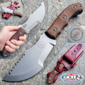 Tops - Tom Brown Tracker - 20th Anniversary Limited Edition - TBT032 - knife